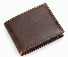 Мужской кожаный кошелек R-8108Q Buffalo Bags id