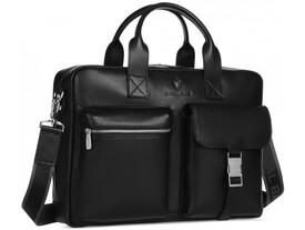 Мужская кожаная сумка RoyalBag