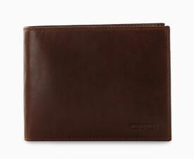 Мужской кожаный кошелек Redbrick id