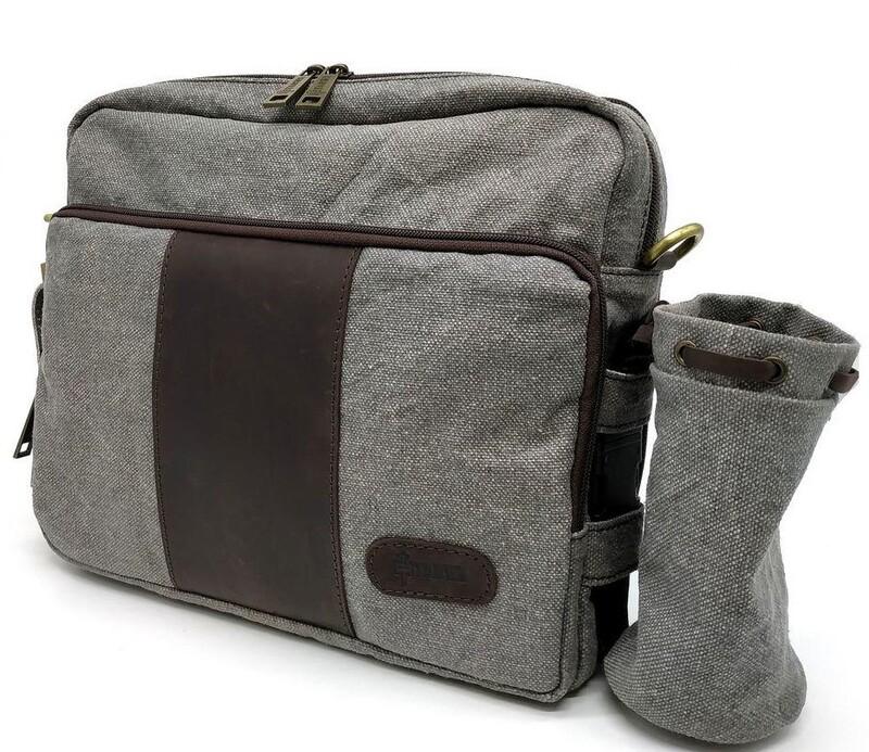Мужская сумка через плечо TARWA 17462 - фото 1