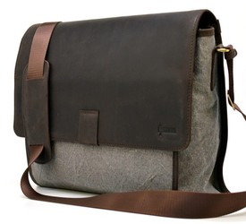 Мужская сумка через плечо TARWA