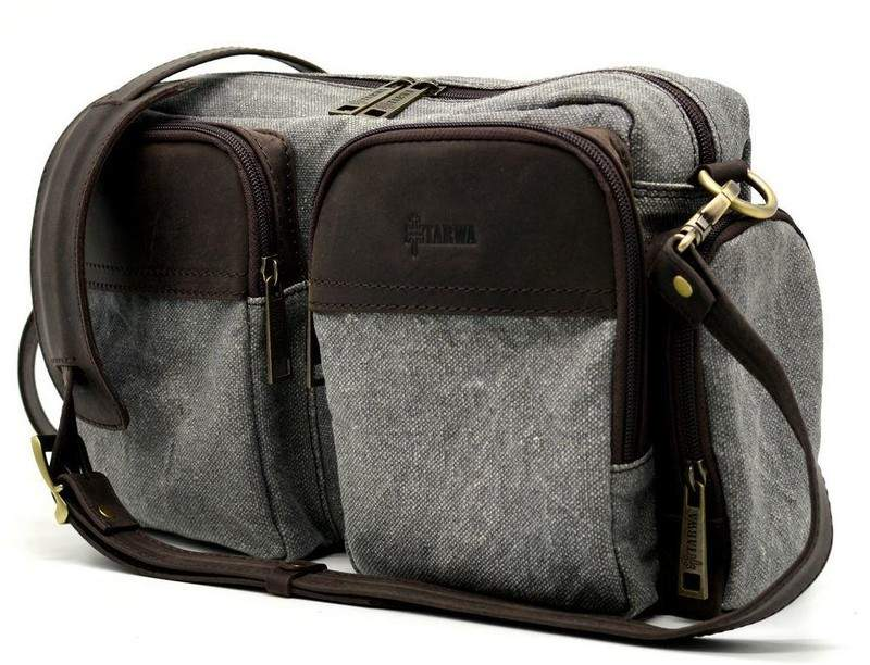 Мужская сумка через плечо TARWA 17476 - фото 1