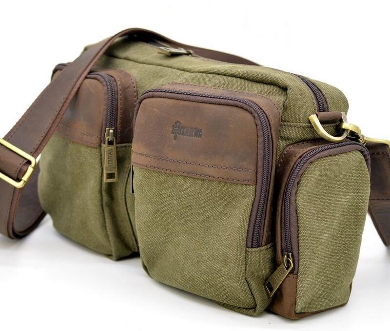 Мужская сумка через плечо TARWA 17440 - фото 1