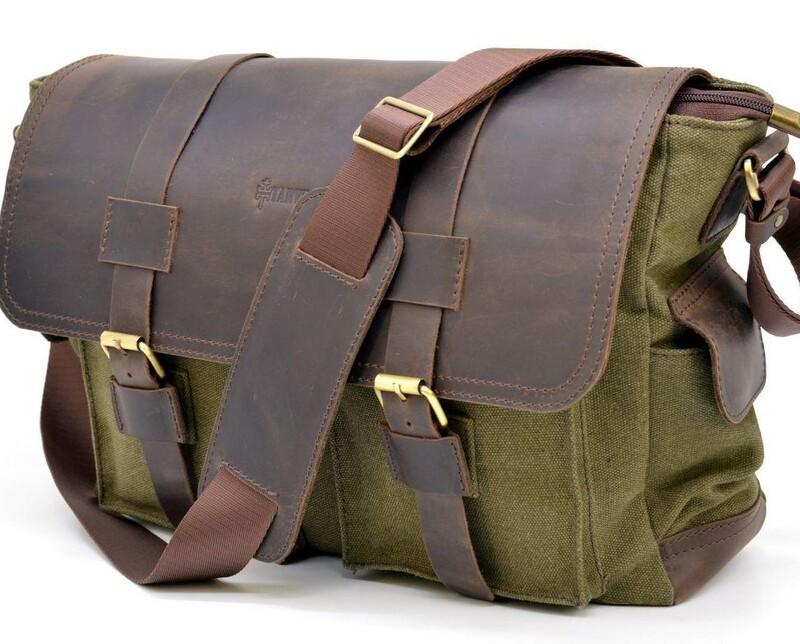 Мужская сумка через плечо TARWA 17467 - фото 1
