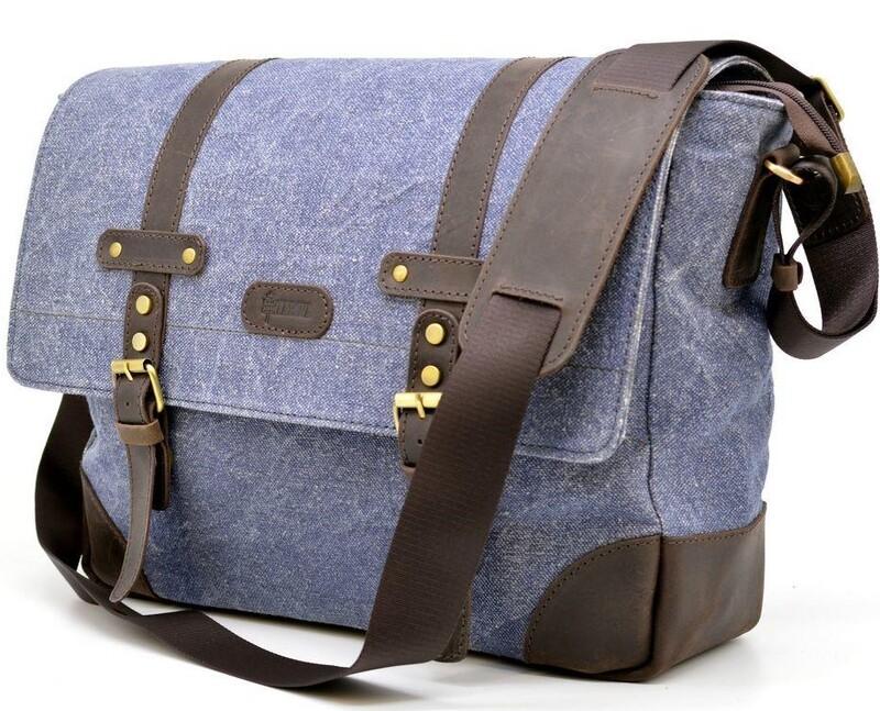Мужская сумка через плечо TARWA 17459 - фото 1