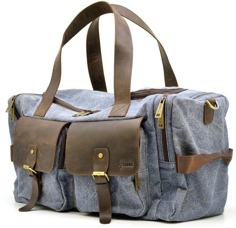 Дорожная сумка TARWA 17442 - фото 1