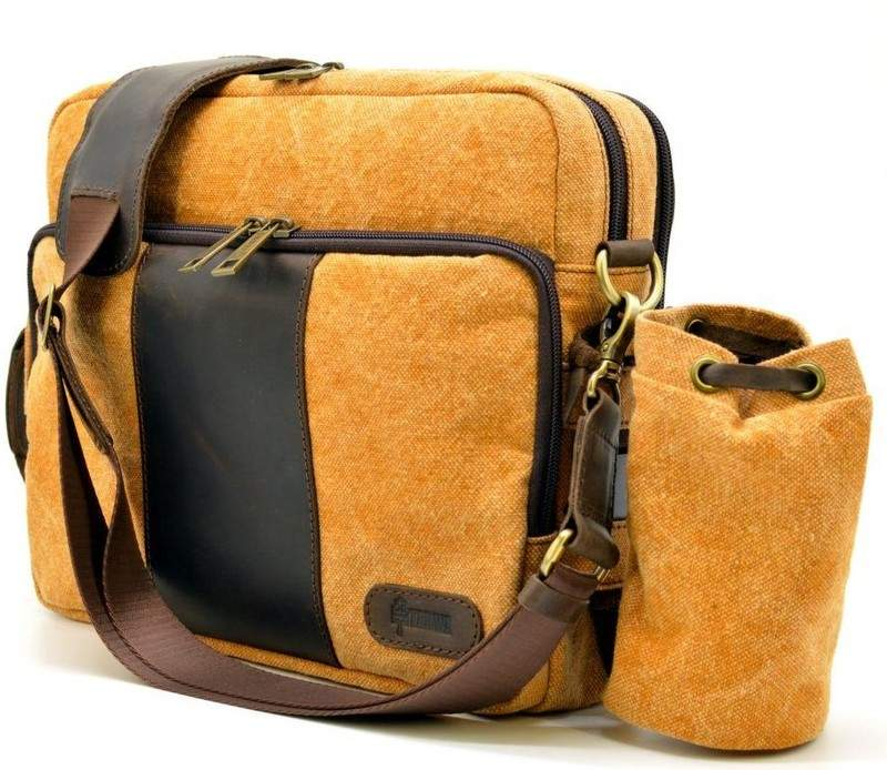 Мужская сумка через плечо TARWA 17470 - фото 1