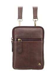 Мужская кожаная сумка Visconti S10 Remi (Brown) id