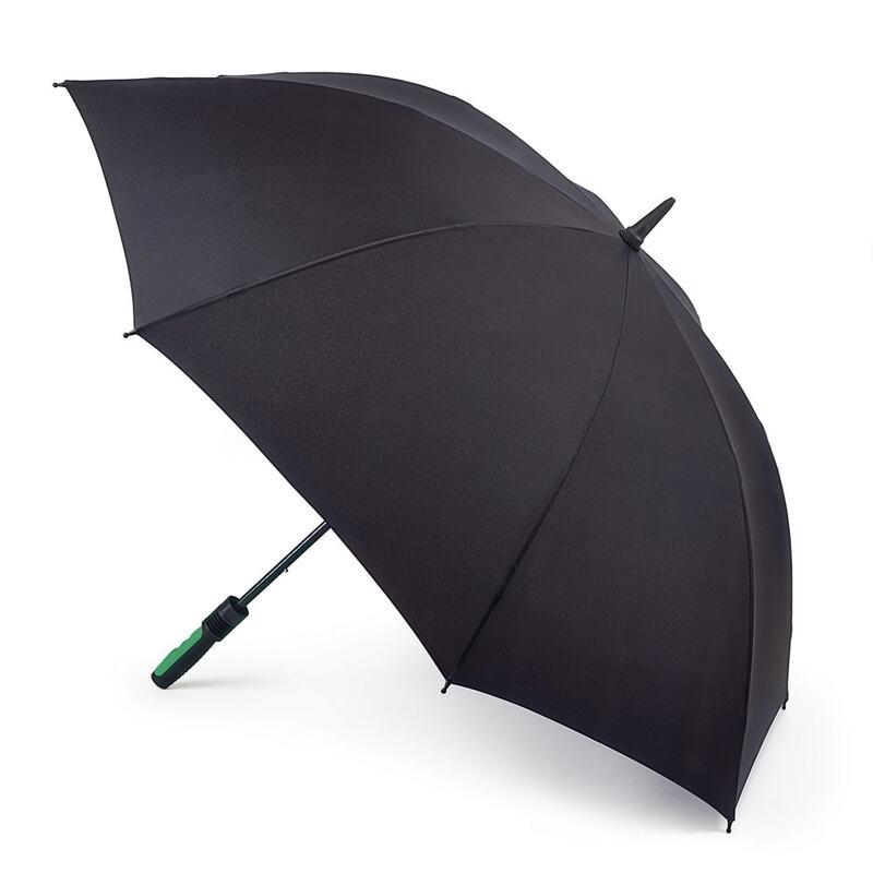 Зонт-гольфер Fulton Cyclone S837 Black (Черный) 13730 - фото 1
