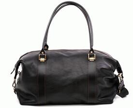 Кожаная сумка саквояж Sak-001 id