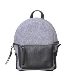 Кожаный рюкзак JIZUZ SPORT FELT GREY/BLACK id
