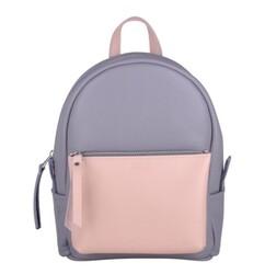 Кожаный рюкзак JIZUZ SPORT DOUBLE NEW (GREY/NUDE) id