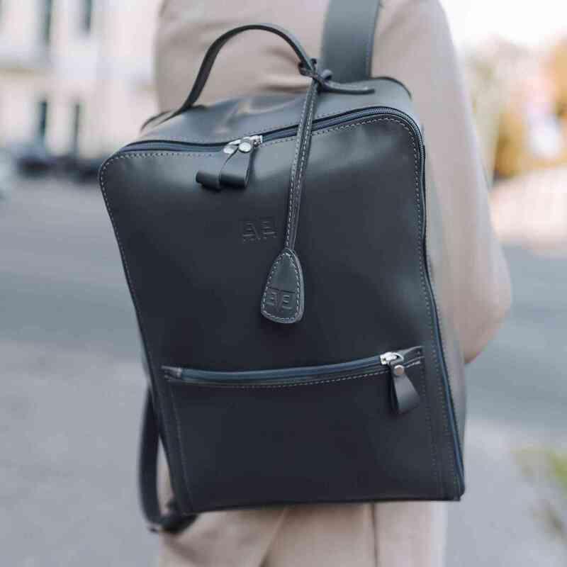 "Кожаный рюкзак Level ""Фото"" 13768 - фото 1"