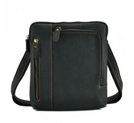 Мессенджер кожаный Tiding Bag id