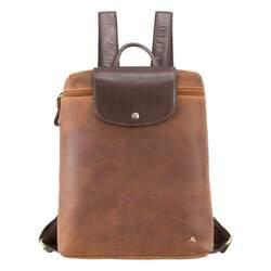 Рюкзак кожаный Visconti