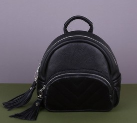 Кожаный рюкзак TURISMO BLACK id