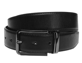 Кожаный ремень двусторонний Borsa Leather
