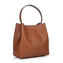 Кожаная женская сумка Virginia Conti (Италия) 10883