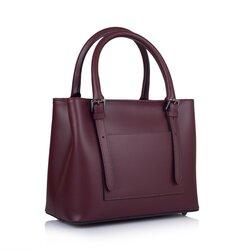 Кожаная женская сумка Virginia Conti (Италия) 10824