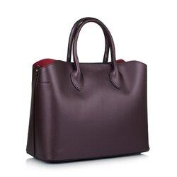Кожаная женская сумка Virginia Conti (Италия) 10787