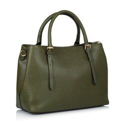 Кожаная женская сумка Virginia Conti (Италия) 10784