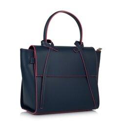 Кожаная женская сумка Virginia Conti (Италия) 10846
