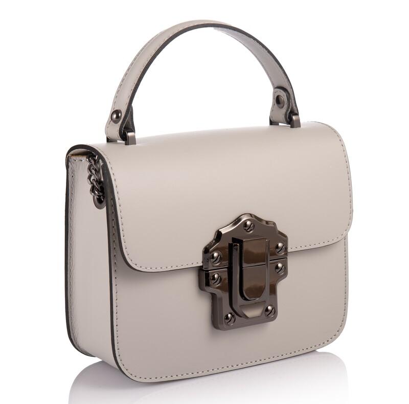 Кожаная женская сумка Virginia Conti (Италия) 17778 - фото 1