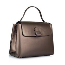 Кожаная женская сумка Vera Pelle (Италия)