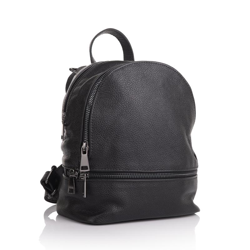 Женский кожаный рюкзак Virginia Conti (Италия) 13385 - фото 1