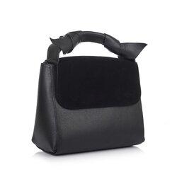 Кожаная женская сумка Virginia Conti (Италия) 11280