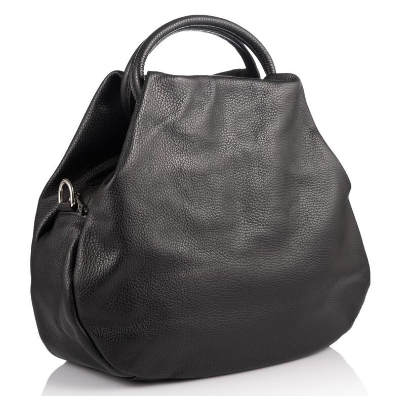 Кожаная женская сумка Virginia Conti (Италия) 17772 - фото 1