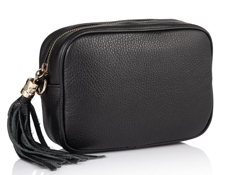 Кожаная женская сумка Virginia Conti (Италия) 17832 - фото 1