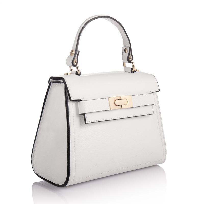 Кожаная женская сумка Virginia Conti (Италия) 17876 - фото 1