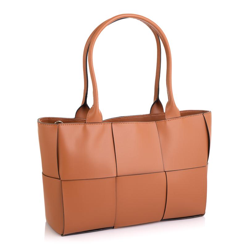 Кожаная женская сумка Virginia Conti (Италия) 19501 - фото 1