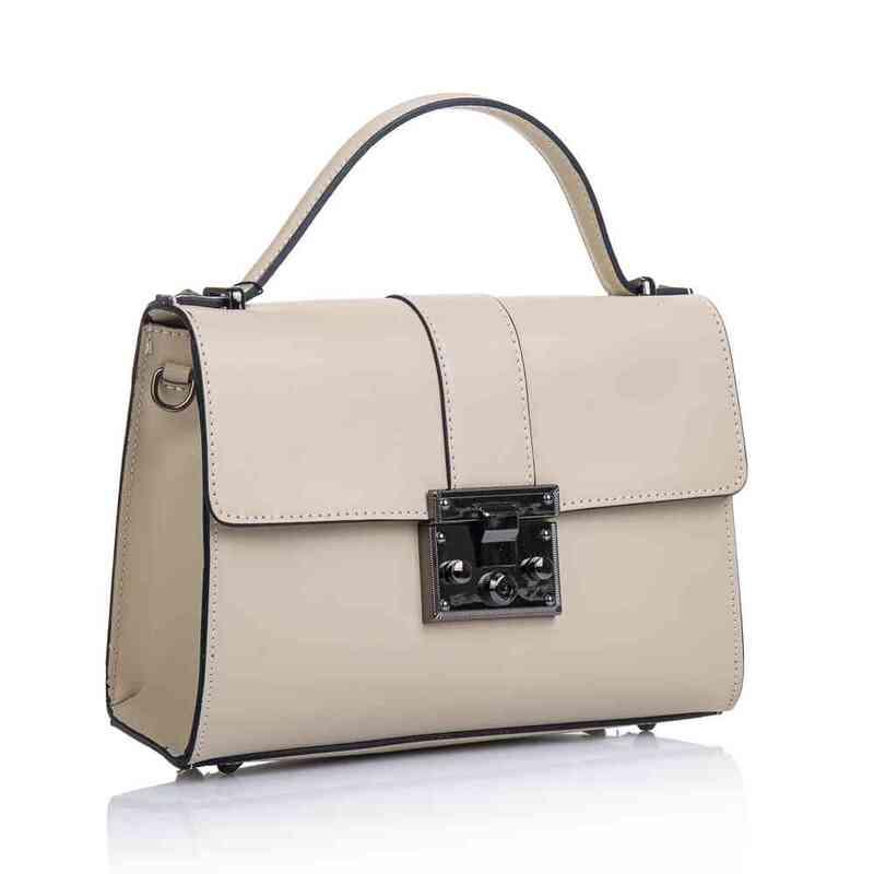 Кожаная женская сумка Virginia Conti (Италия) 13303 - фото 1