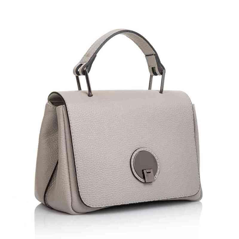 Кожаная женская сумка Virginia Conti (Италия) 13305 - фото 1