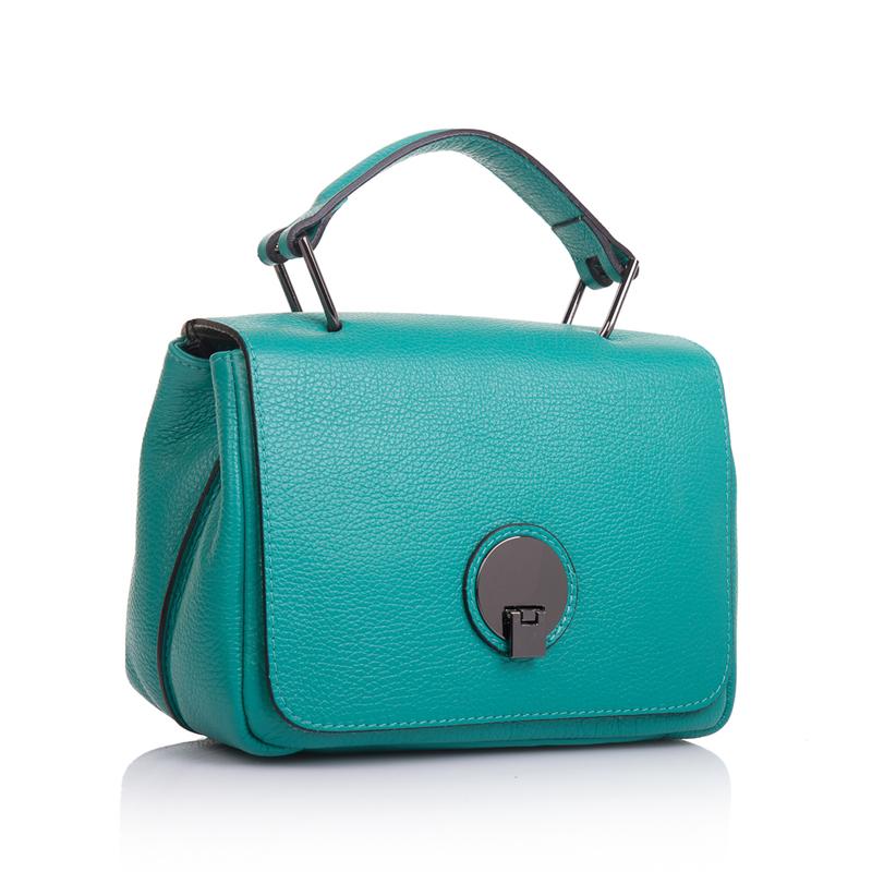 Кожаная женская сумка Virginia Conti (Италия) 13306 - фото 1