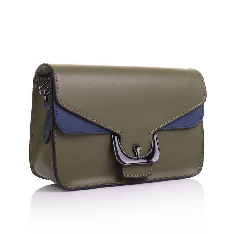 Кожаная женская сумка Virginia Conti (Италия) 13319 - фото 1