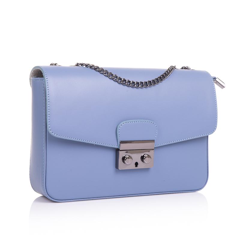Кожаная женская сумка Virginia Conti (Италия) 13425 - фото 1
