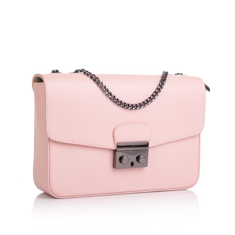 Кожаная женская сумка Virginia Conti (Италия) 13356 - фото 1