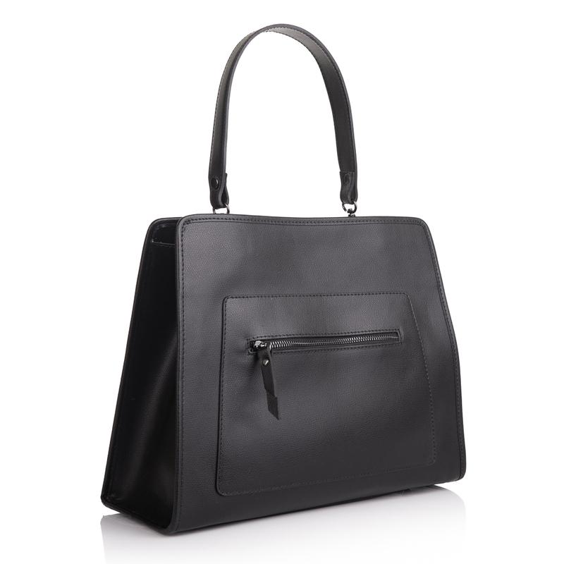 Кожаная женская сумка Virginia Conti (Италия) 13376 - фото 1