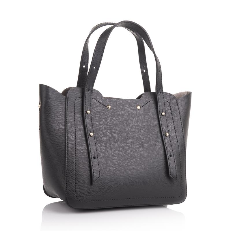 Кожаная женская сумка Virginia Conti (Италия) 13347 - фото 1