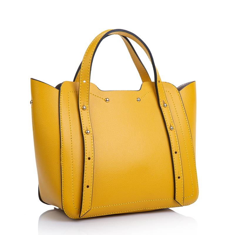 Кожаная женская сумка Virginia Conti (Италия) 13302 - фото 1