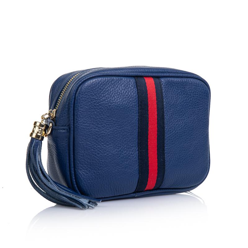 Кожаная женская сумка Virginia Conti (Италия) 13312 - фото 1