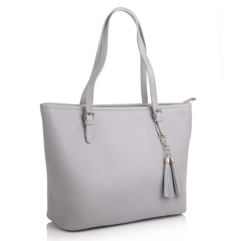 Кожаная женская сумка Virginia Conti (Италия) 13343 - фото 1