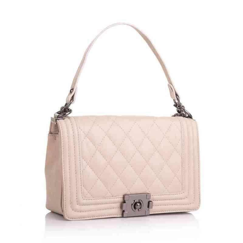 Кожаная женская сумка Virginia Conti (Италия) 13349 - фото 1