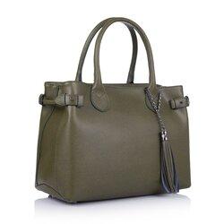 Кожаная женская сумка Virginia Conti (Италия) 11527