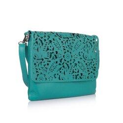 Кожаная женская сумка Virginia Conti (Италия) 11550