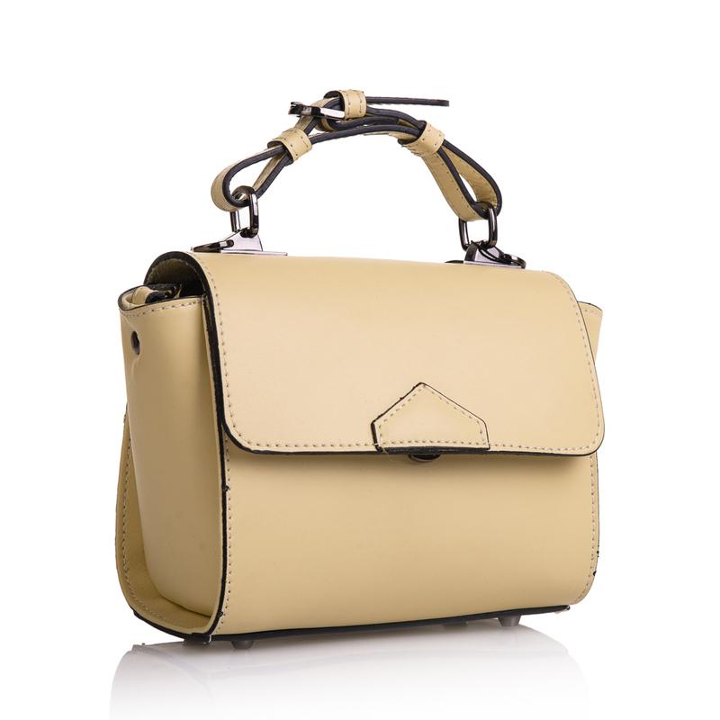Кожаная женская сумка Virginia Conti (Италия) 13381 - фото 1