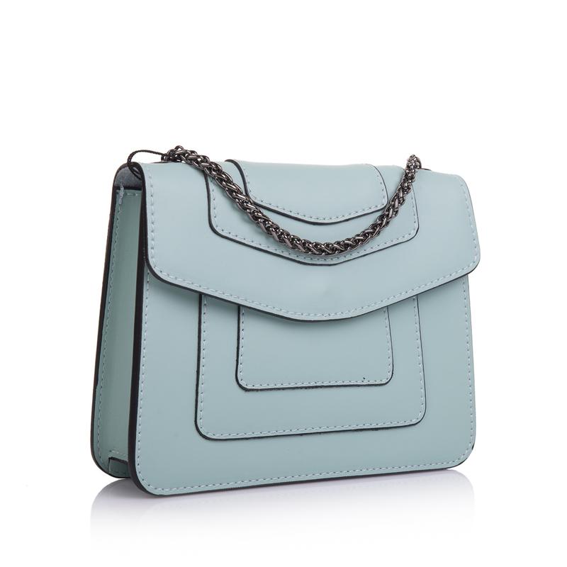 Кожаная женская сумка Virginia Conti (Италия) 13323 - фото 1